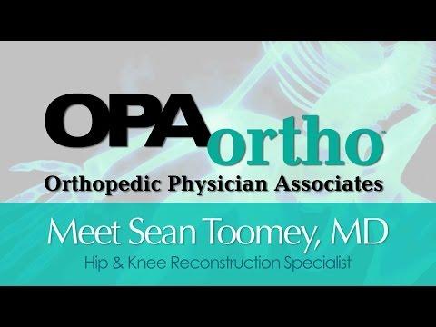 Meet Dr. Sean Toomey