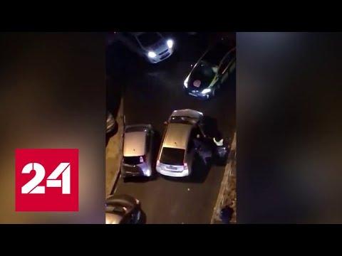Гонки со стрельбой: во Владивостоке ищут водителя, устроившего погоню с полицией - Россия 24