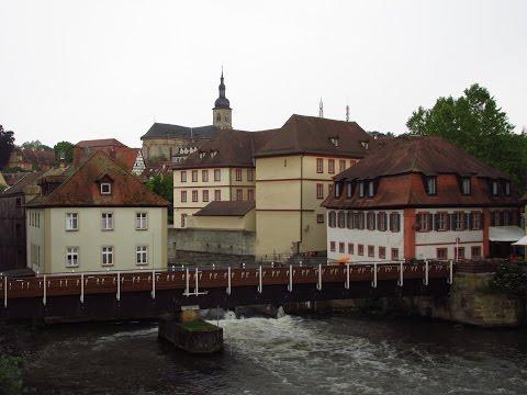 Bamberg, Germany: a historic city in Bavaria