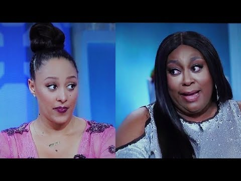 Loni Love CRYING and Tamera GIVES BAD ADVICE!