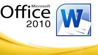 видео Microsoft Word. Элементы экрана