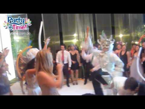 PartyTime | Hora Loca Temática