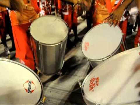 Bateria do SalgueiroFURIOSA DO MESTRE MARCÃOEnsaio Técnico do Carnaval 2014