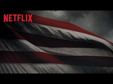 House of Cards | Data de estreia da temporada 5 [HD] | Netflix