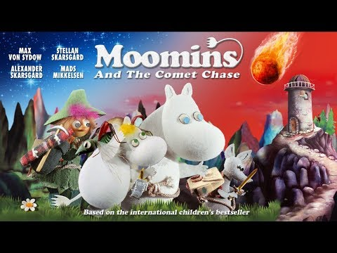 Moomins And The Comet Chase - Eng/Esp