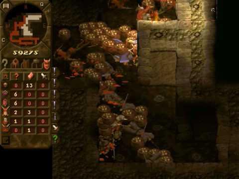 Dungeon Keeper The Deeper Dungeons: Level 10 Netzcaro Part 3