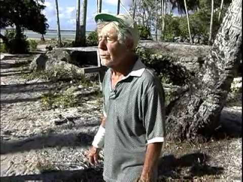 Leon Cooper WW II Vet's Return to Bloody Tarawa