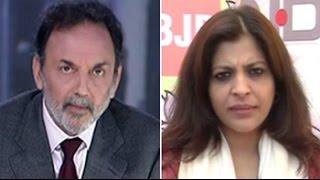 I wish Arvind Kejriwal all the success, says Shazia Ilmi
