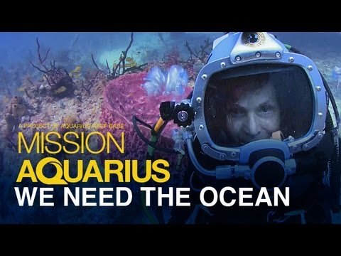 Why We Need The Ocean - Dr. Sylvia Earle at Aquarius