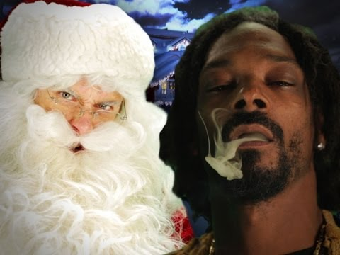 Moses vs Santa Claus. Epic Rap Battles of History