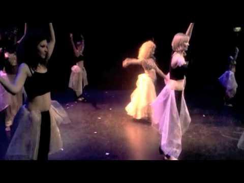 Nora Dance Group, Oriental & Arabo Flamenco