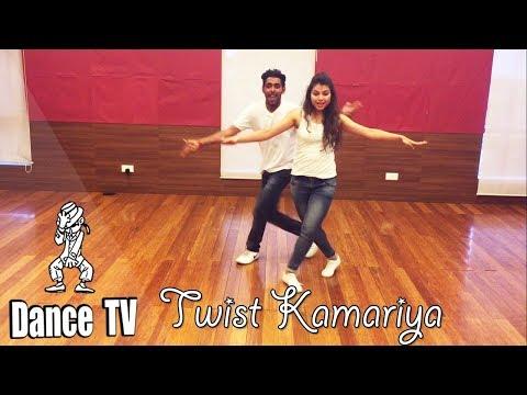 Twist Kamariya | Bareilly Ki Barfi | Dance cover by Amol and Anushmita | DanceTV