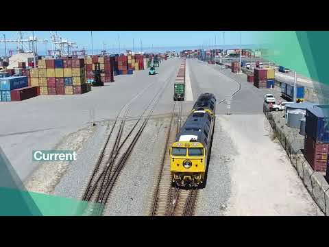 Future-proofing Perth's freight network