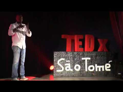 Why am I a storyteller?   Angêlo Torres   TEDxSãoTomé