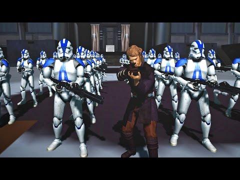 Star Wars Galaxy At War Mod Knightfall order 66 Jedi Temple