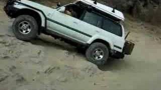 Land Cruiser 80 Dishpan Springs Deep Creek Trail