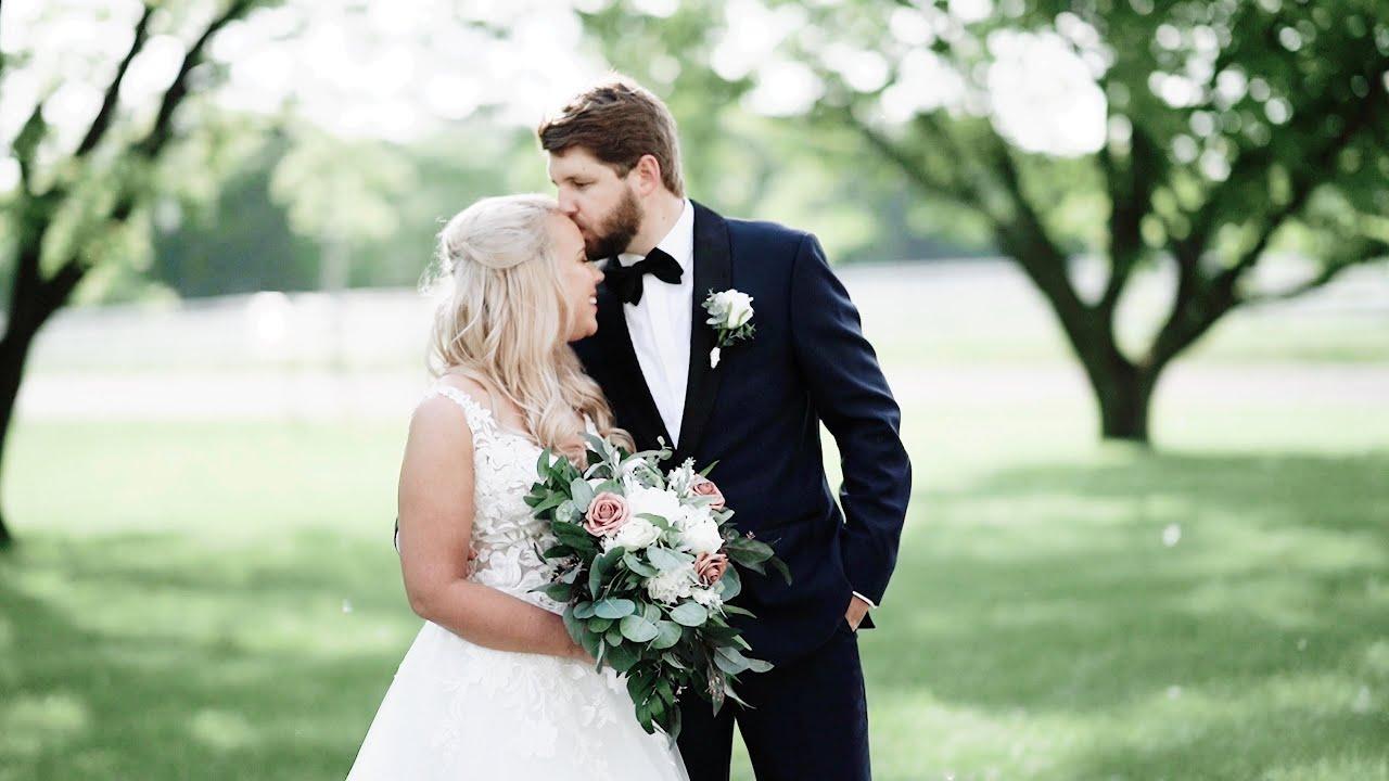 Erica & Matt | Missouri Wedding Videography