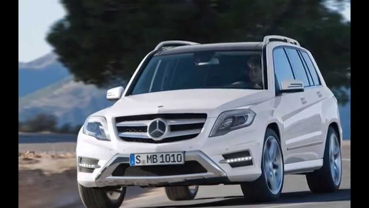 2016 Mercedes Glk Review
