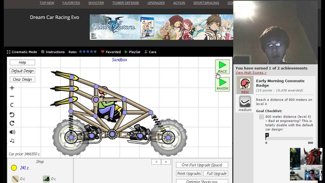 Dream Car Racer Sandbox Youtube