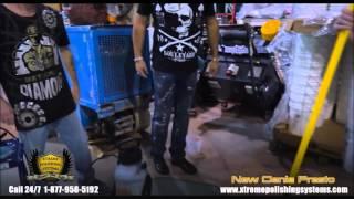 видео Укрепляющая пропитка для бетона Монолит 20М