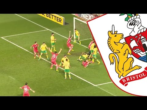 Highlights: Bristol City 1-1 Norwich City