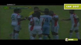 Burkina Faso vs Botswana (2-1) | Qualifications CAN 2017