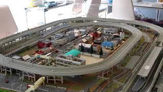 鉄道模型(Nゲージ)とプラレール@西舞鶴ミニ鉄道フェスタ 2018/7/15(日)10:30