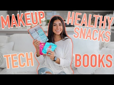 Products I LOVE & Recommend! Healthy Food & Drinks, Books, Makeup, More!