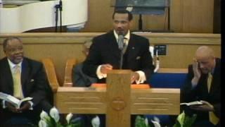 Leave some behind-Rev. Tellis Chapman