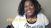 64a9f7aa0c2 Eshakti Haul with Rachel GeeBee