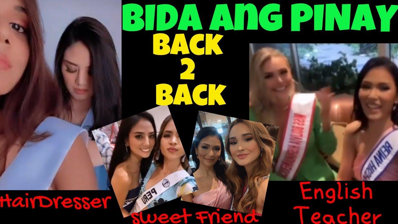 GANITO MAKISAMA ang pinoy kahit beauty Queen