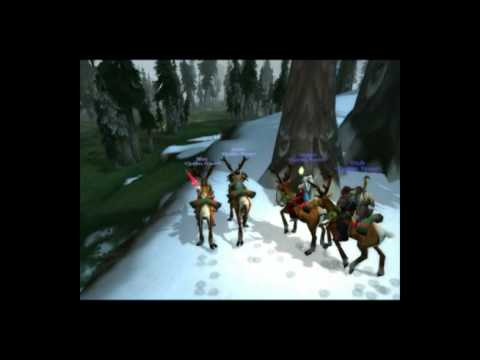 World Of Warcraft ''Quebec Power''  Funny video
