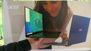 Acer Swift 7 (2019) - 890 Gramm 14-Zoll Notebook