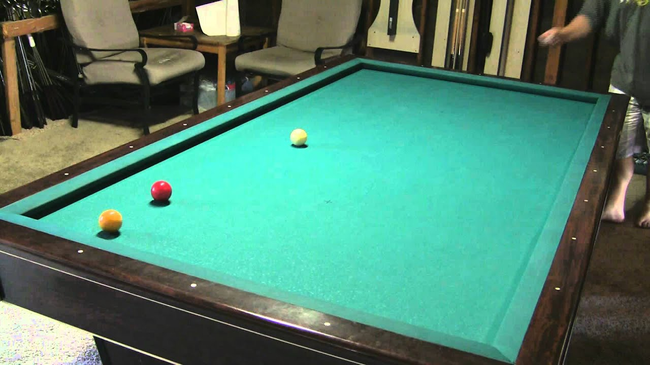 3 Cushion Carom Billiards - YouTube