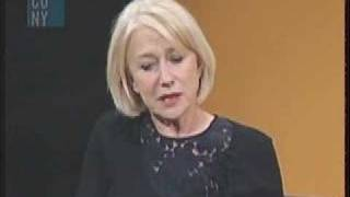 Helen Mirren Times Talk Pt1