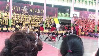 Dance team2018 คณะสีแดง - โรงเรียนบางปะกอกวิทยาคม
