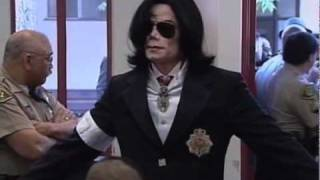 Michael Jackson in court