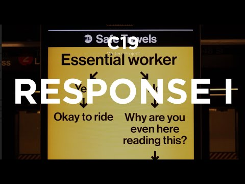 C19WP: RESPONSE I