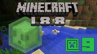Minecraft 1.8.8 #9 - Полностью автоматическая ферма слизней