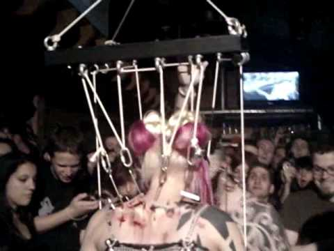 Body suspension Cousty Bar