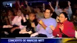 Marcos Witt hizo bailar a Guayaquil al son de su música cristiana
