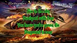 Judas Priest - Dragonaut lyrics [HDvideo HQaudio]