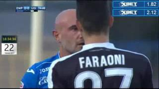 22/01/2017 Empoli - Udinese Ending