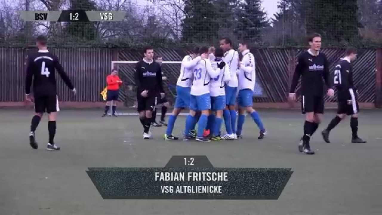 Bsv Eintracht Mahlsdorf Vsg Altglienicke Berlin Liga Spielszenen Spreekick Tv