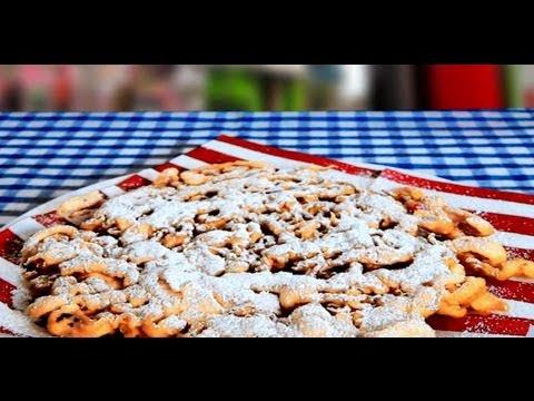 How to Make Funnel Cakes | Fair Food | Allrecipes.com
