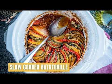How To Make Ratatouille In Slow Cooker Best Ratatouille Recipe