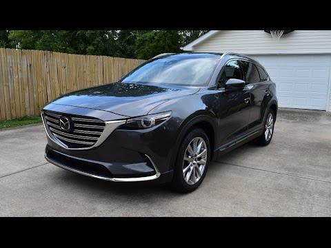 2016 mazda cx 9 real owner review youtube. Black Bedroom Furniture Sets. Home Design Ideas