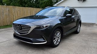 2016 Mazda CX-9 Real Owner Review