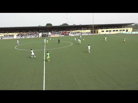 WAFA SC: FULL MATCH OF WAFA SC VRS ADUANA STARS  IN THE 2017/2018 GHANA PREMIER LEAGUE