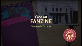 BAMBALINA - Crea un fanzine